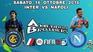 PC - FIFA 11 Pronostico Inter - Napoli 16/04/2016