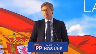 """Terol: PP """"ha dado un paso más"""" con la coalición con Cs en Euskadi"""