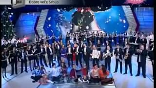 Jelena Kostov - Zbog tebe - Grand Novogodisnji Program - (TV Pink 2012)