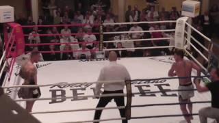 Toni the Tiger Thes vs Ivan Sakic Full fight
