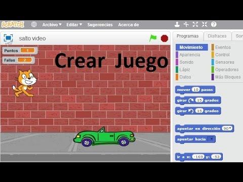 Crear Juego De Saltos En Scratch Youtube