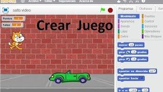 Crear Juego de saltos en Scratch