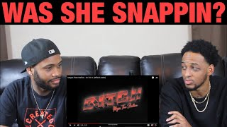 Megan Thee Stallion - B.I.T.C.H | Official Audio | First reaction