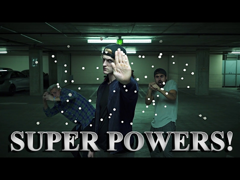 Thumbnail: IF I HAD SUPER POWERS!