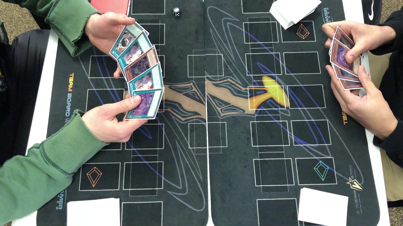 Yu-Gi-Oh! Box Tournament – Zombie Vendreads Vs. Thunder Dragons (Joe) Top 8 Match 1