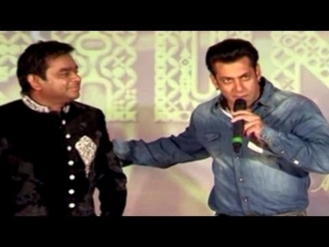 Download Salman Khan's SHOCKING COMMENT on A.R. Rahman