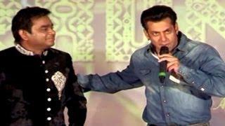 Salman Khan39s SHOCKING COMMENT on AR Rahman
