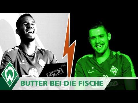 BUTTER BEI DIE FISCHE: Zlatko Junuzovic | SV Werder Bremen