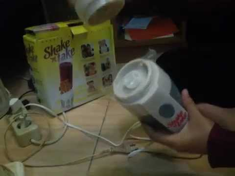 Blender Shake N Take Ga Bisa Nyala Youtube