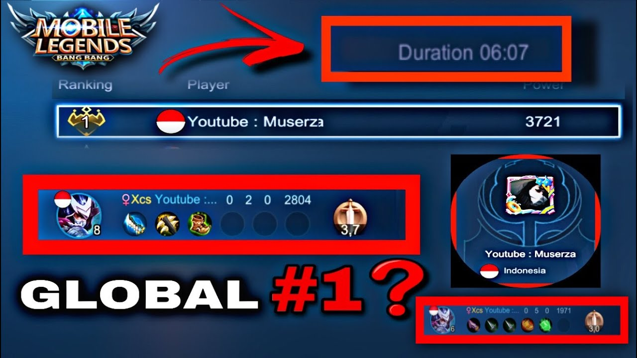MOONTON NEED TO FIX THIS! GLOBAL 1 HAYABUSA EXPOSED Mobile Legends