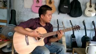 Lambada - Guitar solo