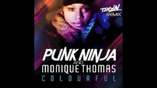 COLOURFUL - TENZIN REMIX - PUNK NINJA