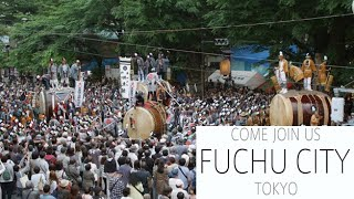 "COME JOIN US ! FUCHU ""THE SOUNDS OF SOUL, FUCHU"" Spring version《魂の音、府中》春編"