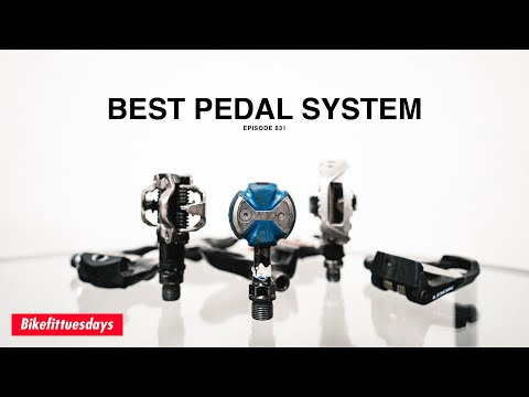 What's the best Pedal System for Road Cycling? BikeFitTuesdays