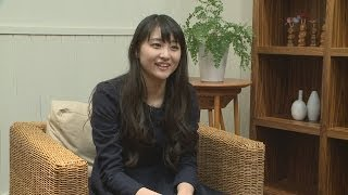 大学で美術を学ぶアイドルグループ「スマイレージ」の和田彩花さんが1...