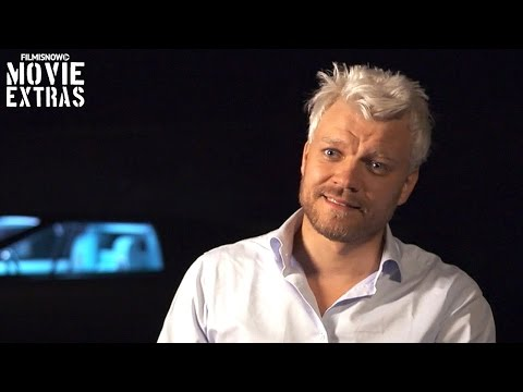 Ghost In The Shell  Onset visit with Pilou Asbæk 'Batou'