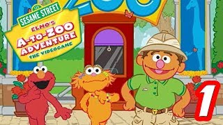 Elmo's A to Zoo Adventure (1) WHY IS THERE TILTING