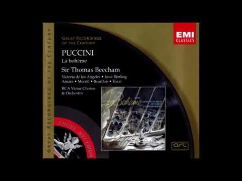 PUCCINI: La Boheme / Beecham · The Columbus Boychoir ·  RCA Victor Chorus & Orchestra