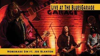 Homemade Sin feat. Joe Blanton - Blues Garage - 27.10.2017