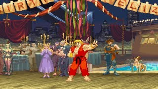 Street Fighter Alpha 2 OST Ken Theme
