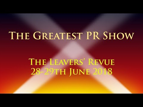 The Greatest Show Leavers 2018