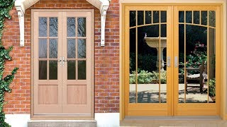 French Doors Design Ideas | Wooden Door Designs French For Home