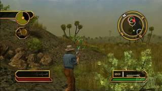 Cabela's African Safari Xbox 360 Gameplay - Laughing
