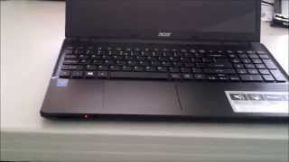 Review of the Acer Aspire E15 touch 15.6 inch notebook E5-571P-59QA model