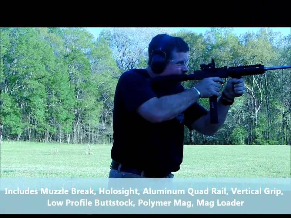 Masterpiece Arms MPA9300SST-XX 9mm Carbine