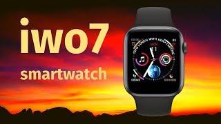 smart Watch IWO 7 стильные смарт часы 2019 года