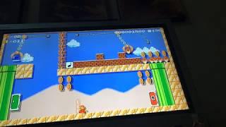 Mario plays super Mario maker 2 part 4 (story mode)
