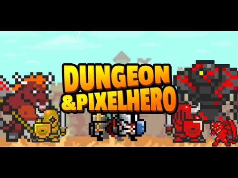 Dungeon x Pixel For Pc - Download For Windows 7,10 and Mac