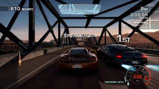 Need for Speed Hot Pursuit 2010 - Twin Turbo