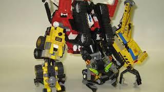 Lego Transformers Devastator