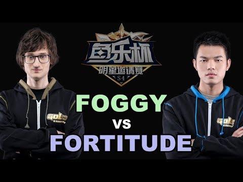 WC3 - Yule Cup #4 - WB SF: [NE] Foggy vs. Fortitude [HU] (Group C)