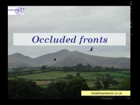 Temperate Cyclones: Occluded fronts