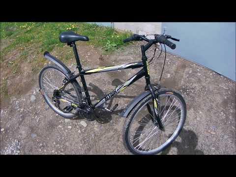 Велосипед 🚵 Альтаир рассказ владельца с Git2 Pro 170