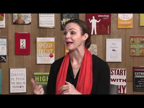 Leena Rinne shares how human connections impact our productivity