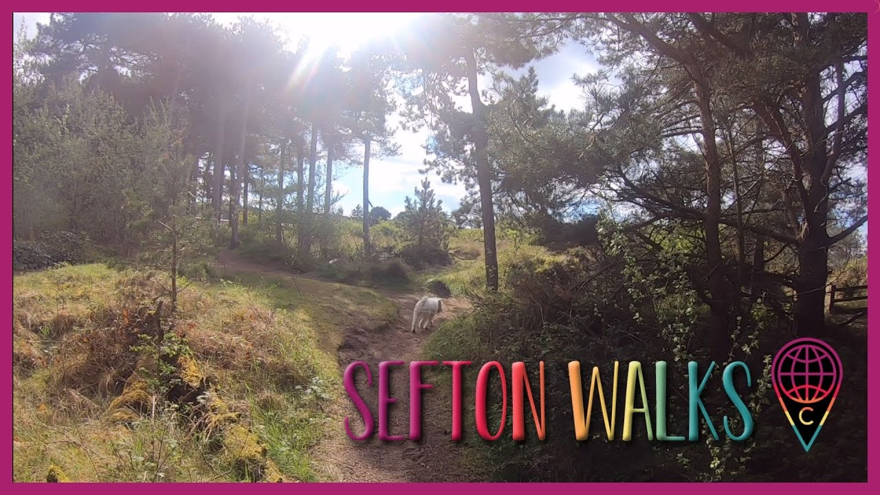Sefton Walks: Formby Loop
