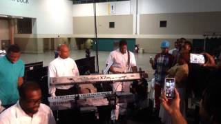 COGIC IMD MUSICIANS JAM SESSION - AIM 2014