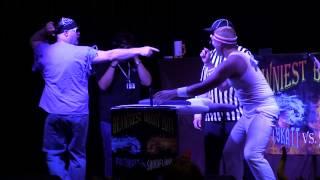 The Brawniest Brony Hoof-Rasslin' Rumble
