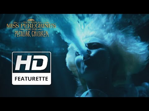 """Miss Peregrine's Home For Peculiar Children   """"Fierce Females""""   Official UK Featurette"""