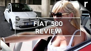New Fiat 500 review: A small wonder
