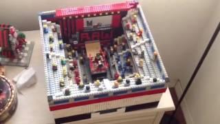 Lego WWE Monday Night Raw