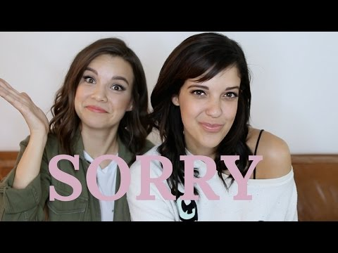 We're Sorry.   Catrific