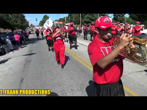 Wyandotte High School - Central Ave. Parade (Momma Used To Say)