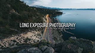 LONG EXPOSURE PHOTOGRAPHY with the Peak Design Travel Tripod | Sony a7iii