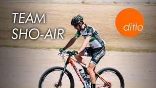 Ditlo features Team Sho-Air is a mountain bike racing team based out of Southern California.
