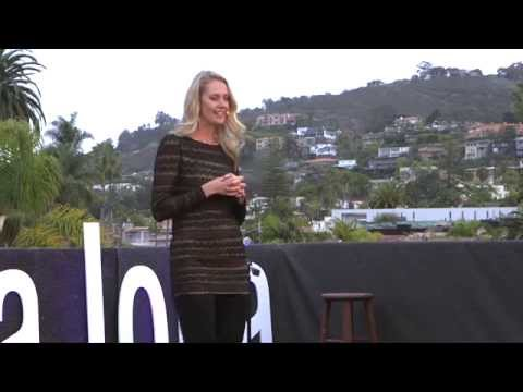 Body singing: the power of respiration: Victoria Robertson at TEDxLaJolla