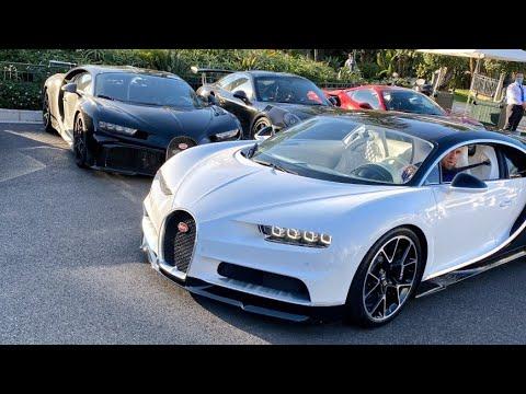 ENFIN une Bugatti Chiron Pur Sport à Monaco !! + GMK